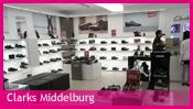 Clarks Store Middelburg
